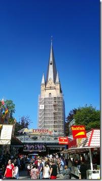 Pfingstkirmes Menden St. Vincenz