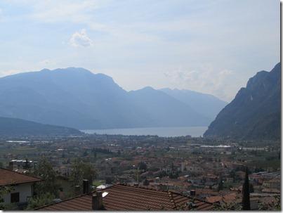 Aussicht auf Riva