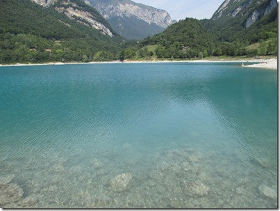 Blaues Wasser im Tennosee