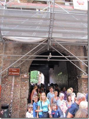 Verona Casa di Giulietta
