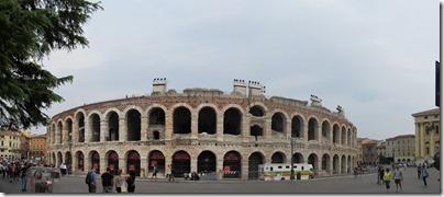 Verona Arena Panorama