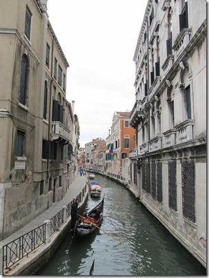 Kanäle in Venedig