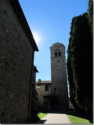 Kirchturm in Sirmione