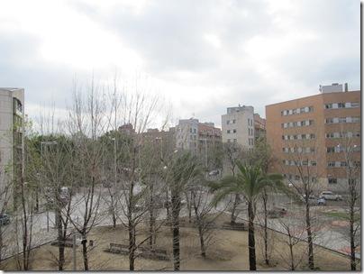 Barcelona H10 Hotel Aussicht
