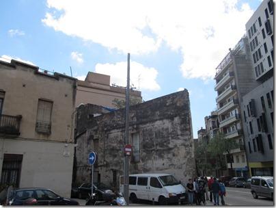Gegensätze in Barcelona