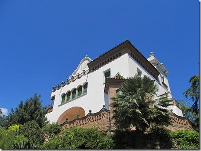 Villa im Park Güell