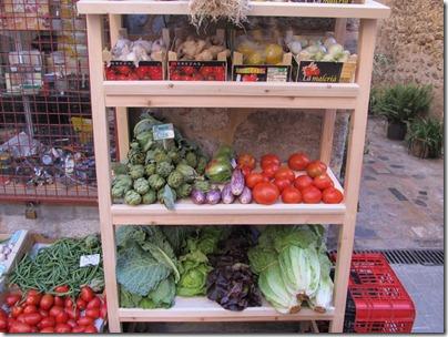Obst und Gemüse in Soller