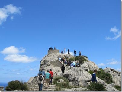 Cap Formentor Aussichtspunkt