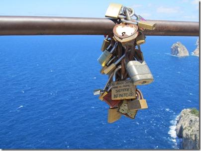Cap Formentor Schlösser am Aussichtspunkt