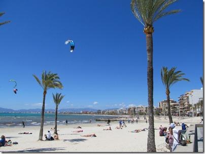El Arenal Strand