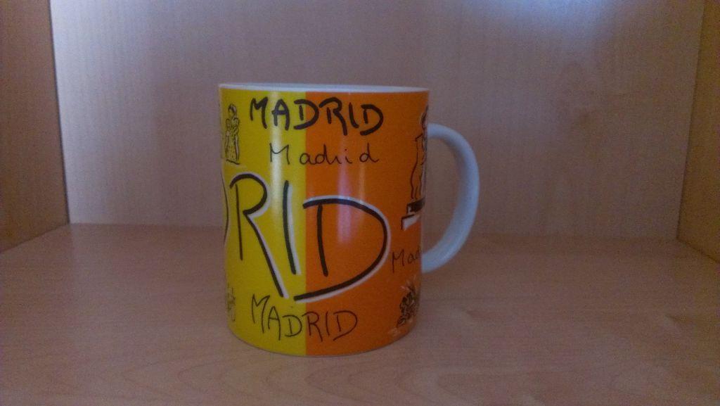 Madrid Tasse