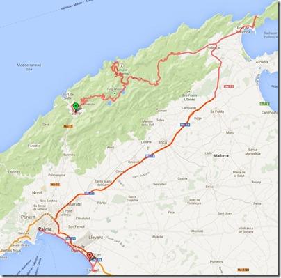 Mallorca Rundreise 2