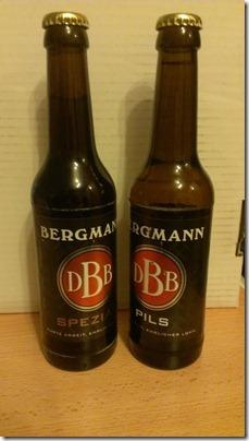 Bier Sonntag Bergmann Spezial Pils