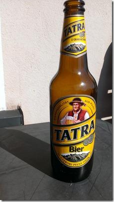 Tatra Bier aus Polen