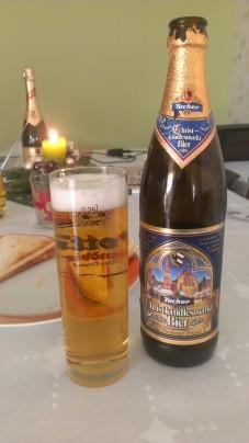 Tucher Christkindlemarkts Bier