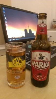 Warka aus Polen