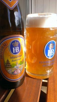 Hofbräu Münchner Sommer