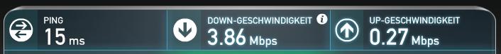 Mercure Hamburg City Internetgeschwindigkeit