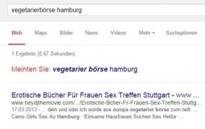 Vegetarierbörse Hamburg